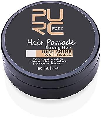 Crema para el cabello, Cera para el cabello para hombres ...