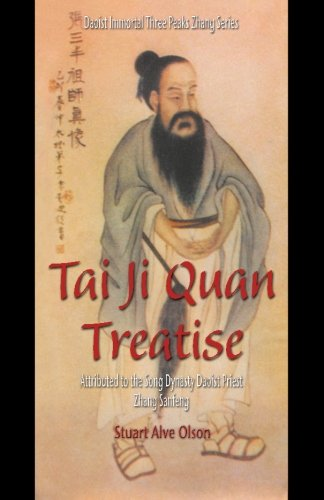 Tai Ji Quan Treatise: Attributed to the Song Dynasty Daoist Priest Zhang Sanfeng (Daoist Immortal Three Peaks Zhang Series) PDF