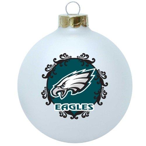 NFL Philadelphia Eagles Large Collectible Ornament Philadelphia Eagles Candy