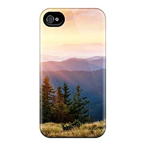 CalvinDoucet Iphone 6 Hybrid Cases Covers Bumper Daybreak Over The Mountains