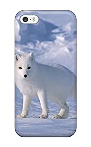 Top Quality Protection Arctic Foxes Case Cover For Iphone 5/5s