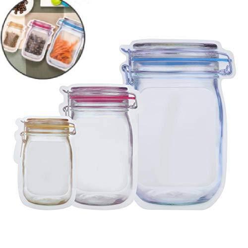 Set de 10 bolsas de almacenamiento de alimentos Saver Set ...