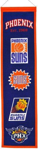 NBA Phoenix Suns Heritage Banner