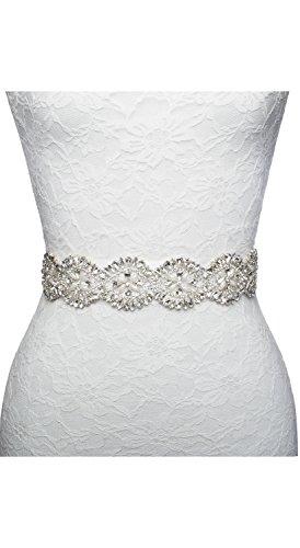 Vintage Designer Wedding Appliqu%C3%A9 Rhinestone