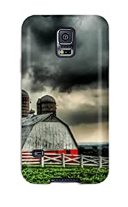 New Arrival Cover Case With Nice Design For Galaxy S5- House