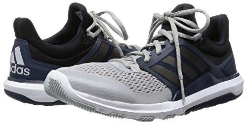 Pour Course Homme Adidas Matriau De Grey En Synthtique Chaussures 6BZwY