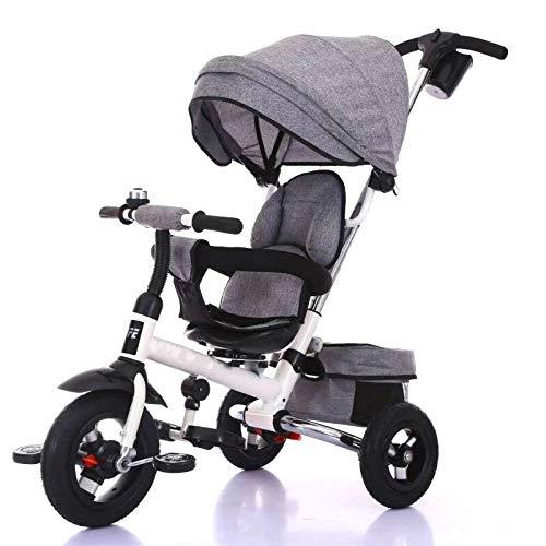 LQRYJDZ Cochecito infantil for bebés de 1 a 5 años de edad ...