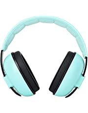 Baby Noise Cancelling Headphones,XUELILI Comfortable and Adjustable Noise Cancelling Baby Ear Muffs for 3 Months to 2 Years