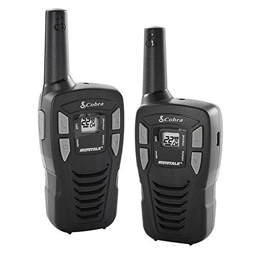 Walkie Talkies 18-Mile Two-Way Radios (Pair) - Cobra CX116A