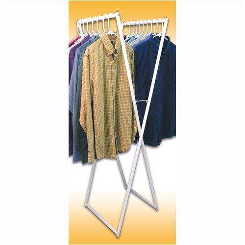 Amazon.com: Folding Garment Rack: Home & Kitchen