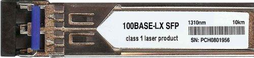 Cisco - GLC-FE-100LX-RGD= - Cisco Rugged SFP - SFP (mini-GBIC) transceiver module - 100Base-LX - LC single mode - by Cisco Systems
