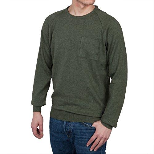 O'Neill Men's Presidio Sweater, Army X-Large ()