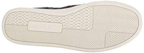 Steve Madden Womens Allie Fashion Sneaker Green / Multi