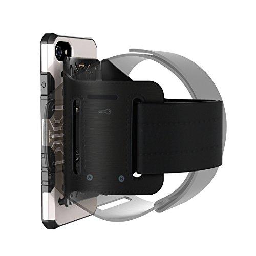 SANHENGMIAO US Se Aplica al iPhone para el Brazalete Multifuncional para Deportes al Aire Libre iPhone 7, chasis Desmontable...