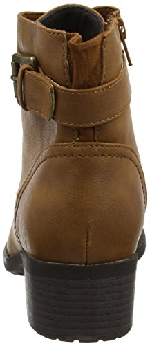 Evans Women's Brown Agnes Boots marrone g0UqgxSn