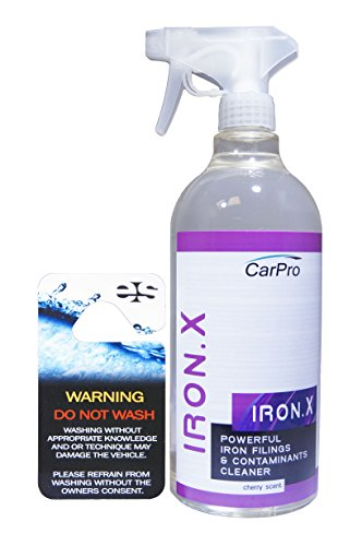 Iron X 1000ml with Sprayer and ES Hanger