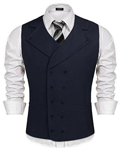 Gentlemans Long Vest - 9