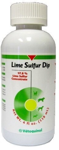 Vetoquinol Lime Sulfur Dip Pet Itch Concentrate by Vetoqu...