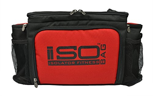 2nd Gen Isobag Meal Black
