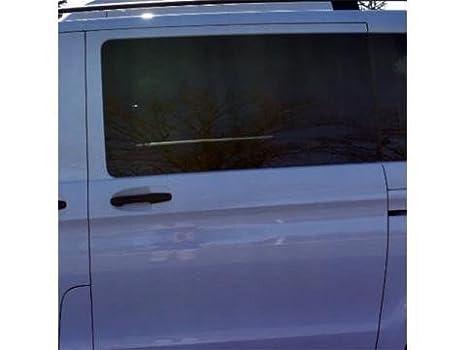 Ama lateral puerta corredera ventana Mercedes-Benz Metris Van - lado del conductor: Amazon.es: Coche y moto