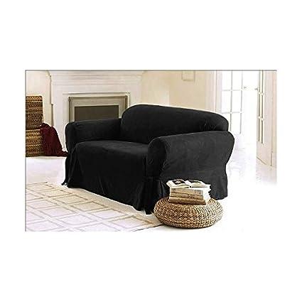 Super Amazon Com Sofa Couch Cover Slipcover 3 Pc Set Sofa Beatyapartments Chair Design Images Beatyapartmentscom