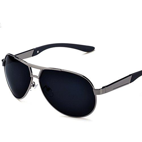 SEEKSUNG® Gafas ksung® Negro Mar de Nueva de de Gafas Deportes Sol Sol Negro Hombres Negro polarizadas Exterior Gafas 88xfq