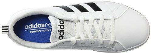 Adidas Originals Mænd Vs Tempo Sneaker Hvid / Sort / Blå 3mRmrO7t