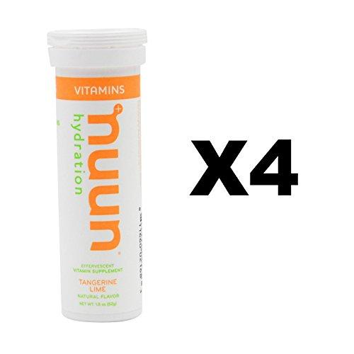 Nuun Vitamins Hydration Electrolytes Tablets
