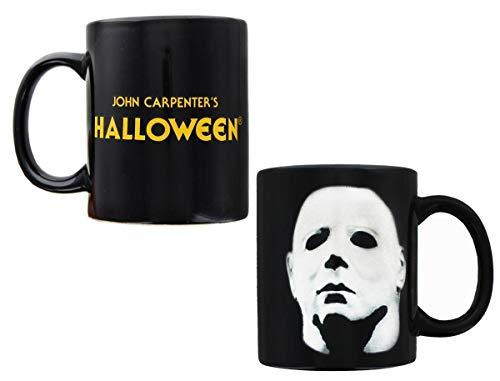 Halloween Michael Myers Heat Change Mug -