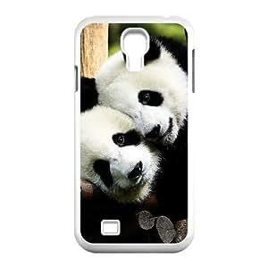 GGMMXO Panda Shell Phone Case For Samsung Galaxy S4 i9500 [Pattern-1]