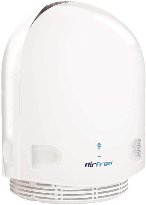 Airfree Purificador de Aire P80 - antivirus, bacterias, alérgenos, pólenes