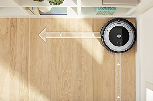 iRobot Roomba 690 Wi-Fi Connected Robotic Vacuum Cleaner + 1 Dual Mode Virtual Wall Barrier (With Batteries) + Extra Filter + More by iRobot (Image #5)'