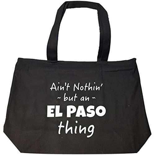 El Paso Thing Hometown Pride Design - Tote Bag With -