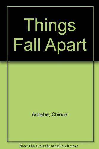 Chinua Achebe Books Pdf