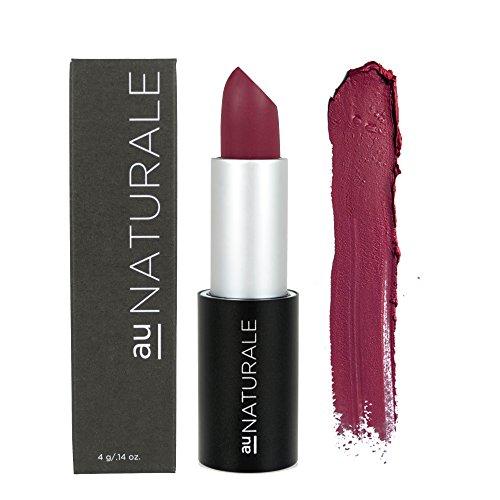 Au Naturale Eternity Lipstick in Elsa Luisa | Made in USA | Vegan | Organic (Best Lipstick Brand In Usa)