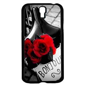 Bonjour Love Hard Snap On Case (Galaxy S4 IV)