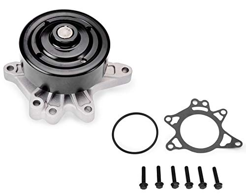 water pump 2003 toyota corolla - 4