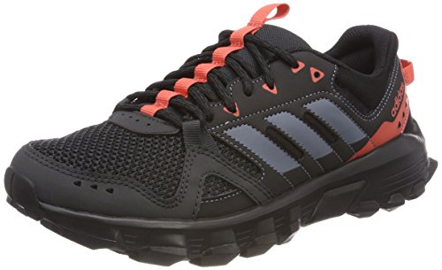 adidas Women's Rockadia Trail Running Shoes Grey (Carbon/Acenat/Esctra 000) 95aSC