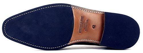 Gordon & Bros Men's Milan 5661 Flex G Chukka Boots Black GP7SYB