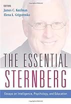 The Essential Sternberg: Essays on…