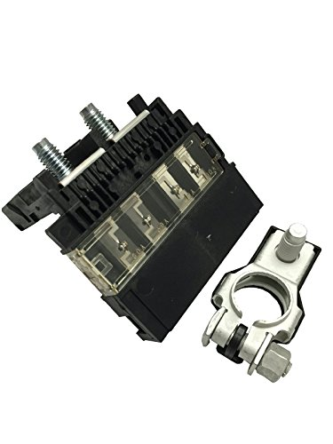 Genuine Nissan OEM Fusible Link & Positive Battery Terminal Connector (Positive Terminal)