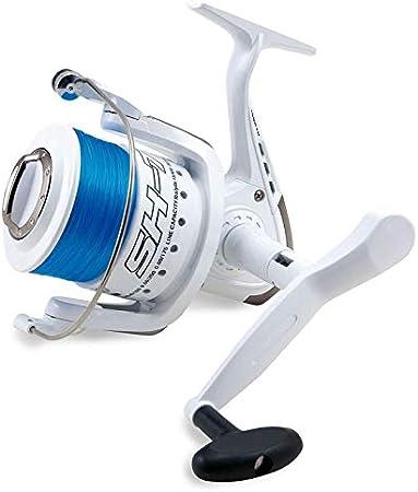 SHIZUKA Carretes de Pesca Embobinado SK7 7000 7000 Spinning Barco ...