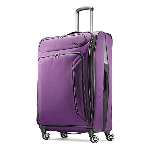 American Tourister Zoom 28 Spinner, Purple