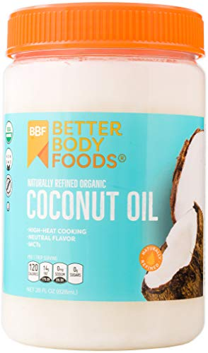 BetterBody Foods Organic Refined