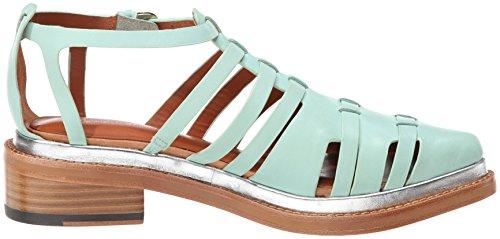 Minkoff Women Sandal Rebecca Platform Hayden Winter Mint 6adqqw