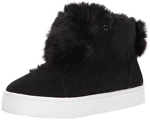 Women's Edelman Sam Suede Black Lear Sneaker 4aC0qxw