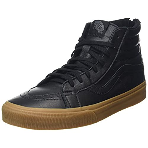 SK8-Hi Reissue Zip Hiking Black/Gum 6.5 Men / 8 Women