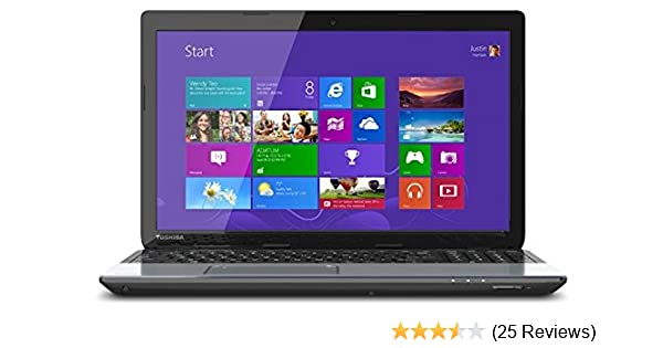 Amazon.com: Toshiba Satellite Laptop Computer - 15.6\