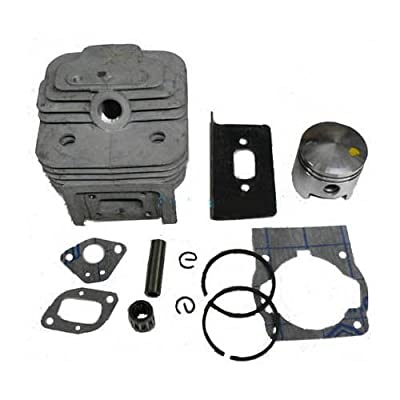 43cc Cylinder Piston Kit 40mm, wrist pin 10MM for stand up gas scooters: Automotive