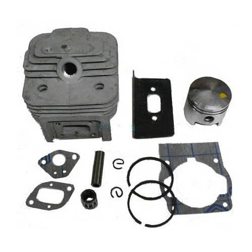 49cc Cylinder Piston Kit 44mm, pin 10MM for gas scooters. (or upgrade for 43cc motor WhatApart